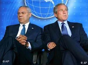 همراه اما مخالف جرج بوش!