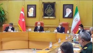 تاکید وزرای کشور ایران و ترکیه بر گسترش همکاری ها و مبارزه با تروریسم
