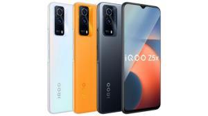 گوشی iQOO Z5x معرفی شد