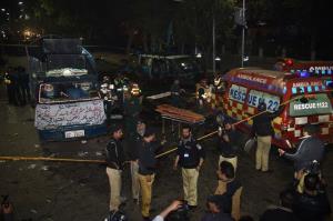 انفجار مرگبار در پاکستان