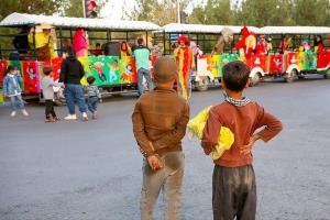 کودکان ایرانی در قاب فقر آفریقایی!