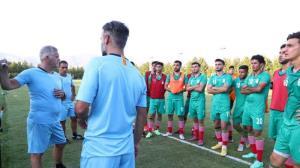 کاروان تیم ملی امید فردا شب به تاجیکستان میرود