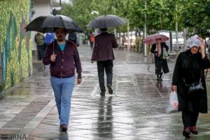 مناطق شمالی آذربایجانغربی همچنان بارانی است
