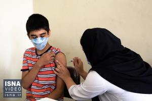 آمار واکسیناسیون دانشآموزان اعلام شد
