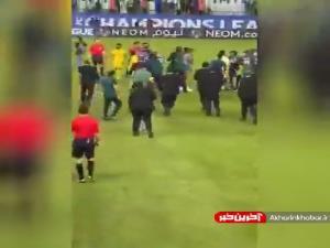 الهلالیها زیر مشت و لگد اسطوره فوتبال عربستان