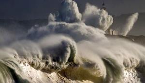 تغییرات آب خلیج فارس و دریای عمان بعد از طوفان حارهای