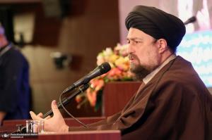 سیدحسن خمینی: امام در اصول و فقه شخصیتی کم نظیر در 100 سال اخیر است