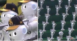 رباتهای تماشاچی رکورد گینس را شکستند