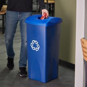 سطل آشغال مناسب تنبلها!