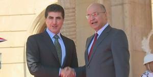 «نیچروان بارزانی»؛ گزینه ریاستجمهوری عراق