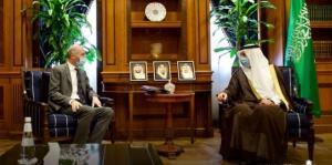 رابرت مالی با عادل الجبیر درباره ایران گفتوگو کرد
