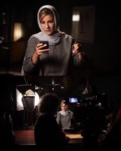 چهرهها/ سارا بهرامی در قسمت اول سریال حرفه ای