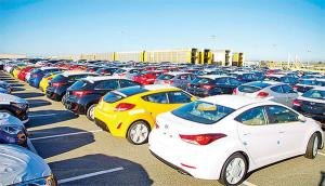 ورود ۶۰تا ۸۰هزار خودروی خارجی برای تعدیل قیمت ها