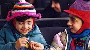سکانس واکسن زدن در فیلم خاطره انگیز «کیسه برنج»