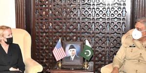 فرمانده ارتش پاکستان: خواهان رابطهای پایدار با آمریکا هستیم