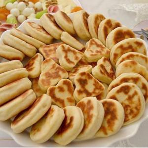 صبحانه/ دستور تهیه یک نان خوشمزه به نام «بازلاما»