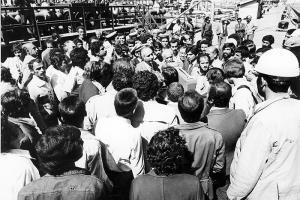 تقویم تاریخ/ اعتصاب کارمندان وزارت دارایی بر ضد رژیم پهلوی