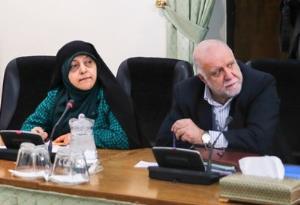گزارش کمیسیون اصل نود علیه زنگنه و ابتکار؛ تخلفات به قوه قضائیه ارجاع شد