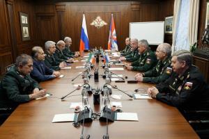 توافق ایران و روسیه برای فعالیتهای امنیت ساز در منطقه