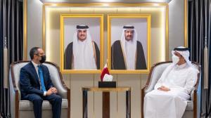 آغاز به کار رسمی اولین سفیر مصر در قطر از ۲۰۱۷