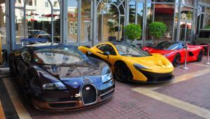 گشتوگذار در موناکو، بهشتی برای عاشقان خودرو!