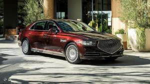 جنسیس G90 مدل 2021 خودرویی لوکس با شتابی فوق العاده!
