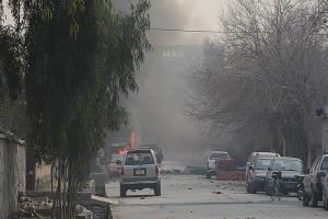 شنیده شدن صدای انفجار در کابل