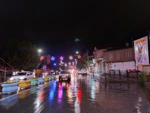 باران مردم خلخال را خوشحال کرد