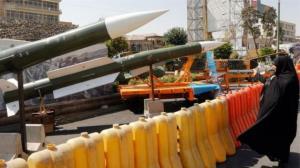 ایرانیها حامی موشکها