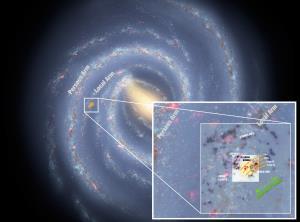 یک تونل مغناطیسی منظومه شمسی را احاطه کرده است!