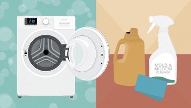 آموزش گزینه های شستشوی ماشین لباسشویی