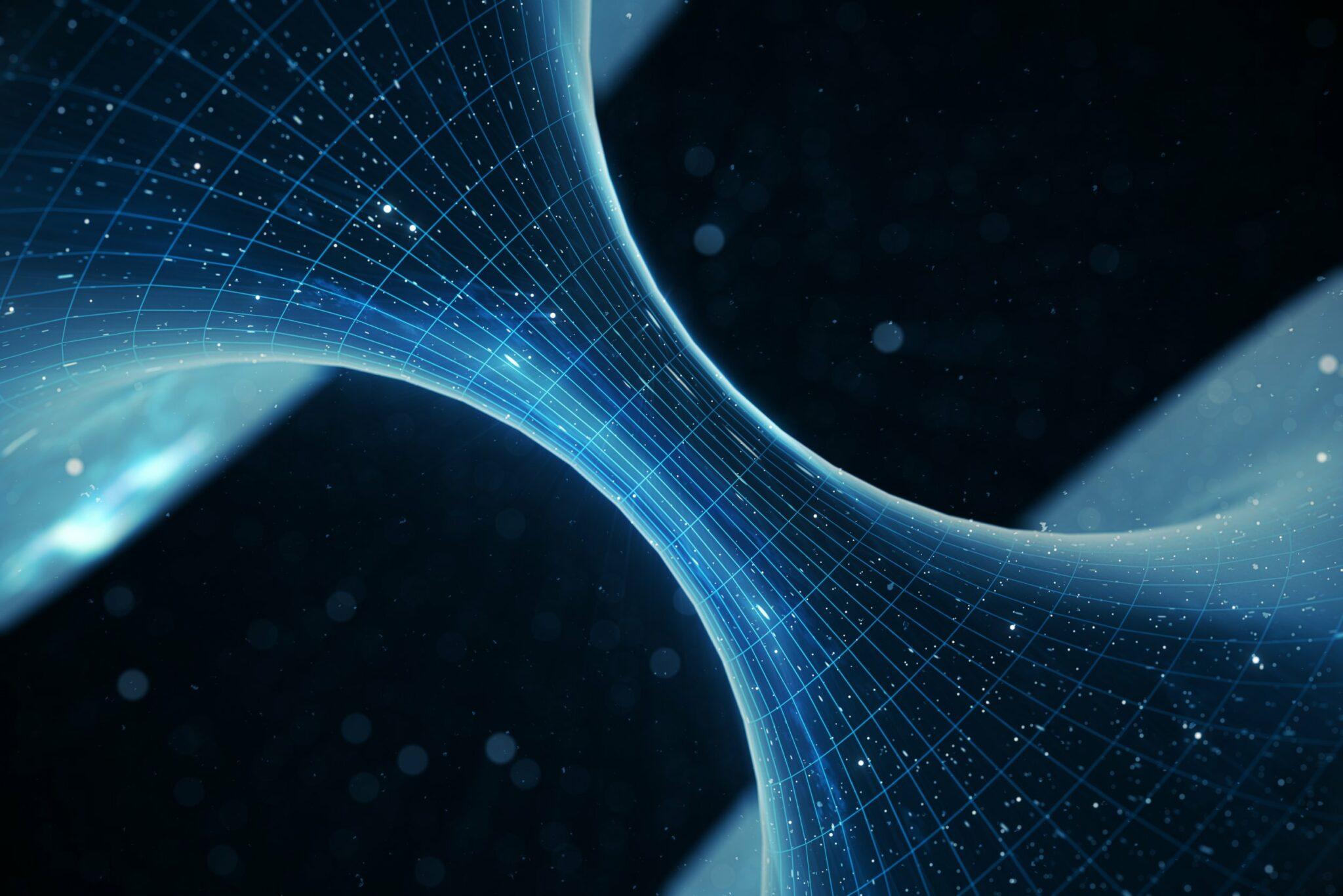 عبور از کرمچالهها: از مرگ تا سفرهای کیهانی