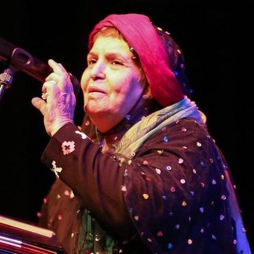 مادر لالایی ایران درگذشت