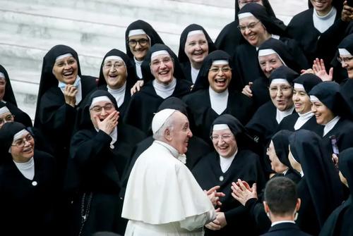 حاشیه های موعظه هفتگی پاپ فرانسیس در واتیکان