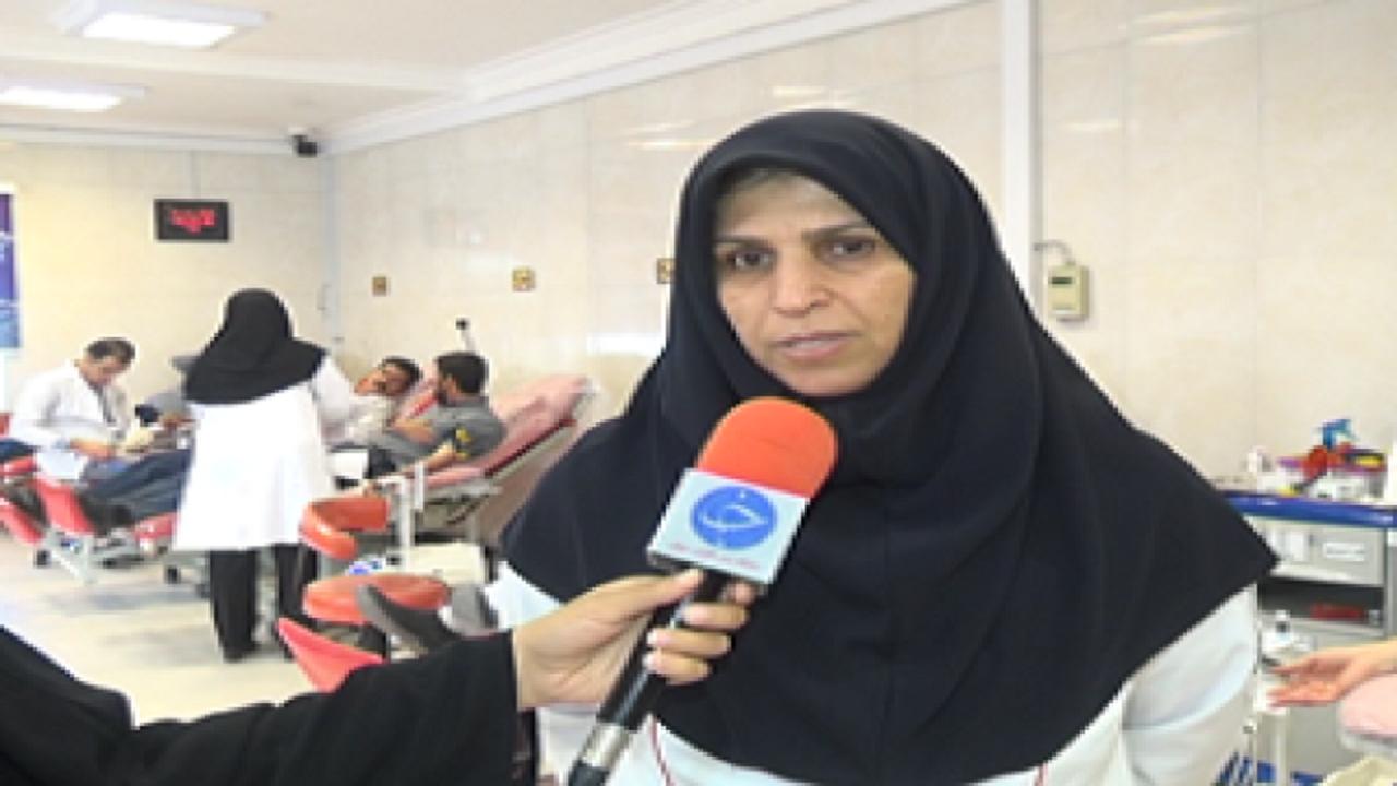 بیش از ۵۰۰۰ بیمار در سیستانوبلوچستان چشم انتظار خون