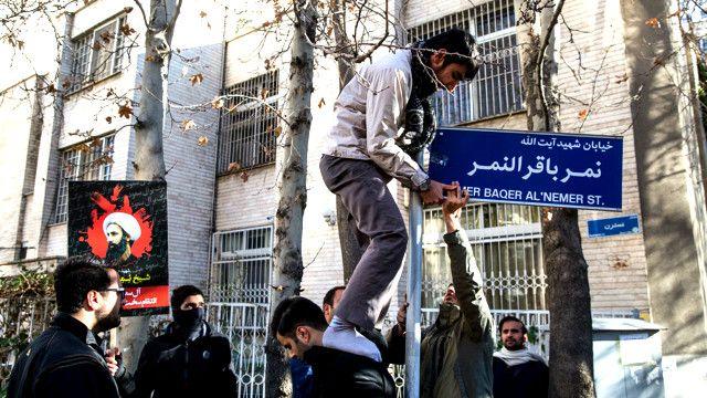 محاکمه آمران حمله به سفارت عربستان فراموش شد