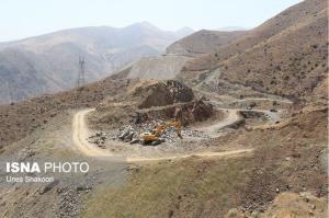 پروژه تعریض محور سلطانیه، قیدار، کبودرآهنگ سرعت میگیرد