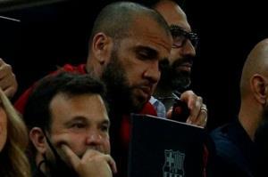 تماشاگر ویژه بازی بارسلونا