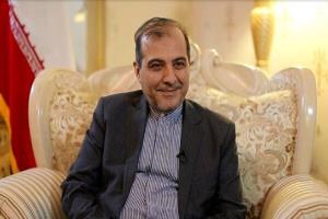 تبادل نظر مشاور ارشد وزارت خارجه در امور سیاسی با «سلجوقی اونال»