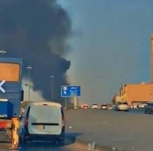 خبرهای تأیید نشده درباره انفجار انبار سلاح و مهمات در ریاض