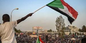 تظاهرات سودانی ها برای انتقال قدرت به غیرنظامیان