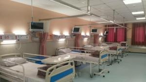 بیمارستان ۲۷۲ تختخوابی تربتحیدریه با حضور وزیر بهداشت افتتاح شد