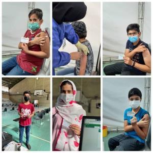 تزریق واکسن پاستوکووک به دانشآموزان البرزی