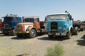 ۱۰۴ هزار کامیون و ۳۸۰۰ اتوبوس فرسوده در جادهها تردد میکنند