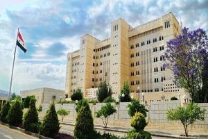 بیانیه وزارت خارجه سوریه درباره انفجار تروریستی دمشق