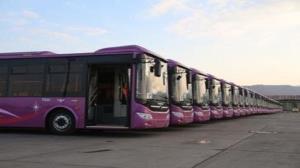 خرید اتوبوس شهری جدید برای شهرکرد