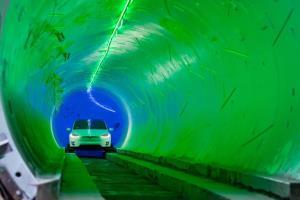 ایلان ماسک برای ادامه پروژه «تسلا در تونل» لاس وگاس چراغ سبز گرفت