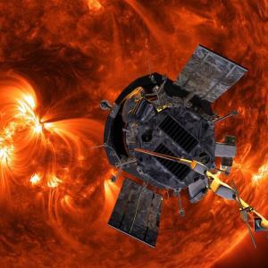 پنجمین گذر کاوشگر خورشیدی
