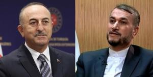 آناتولی: تماس تلفنی وزیر خارجه ترکیه با همتایان ایرانی و اماراتی