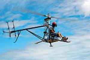 آزمایش پرواز موفقیتآمیز بالگرد 8 ملخه